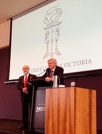 Bob Charley AO Tripe Club Victoria
