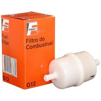 Filtro Combustivel Universal Pequeno 8mm Gasolina