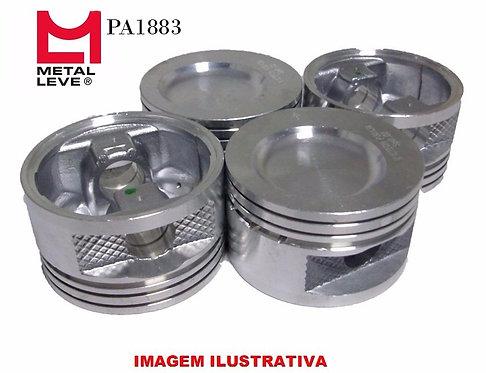 Pistao C/ Anel 0,40 Fiat Uno 1.3 Alcool