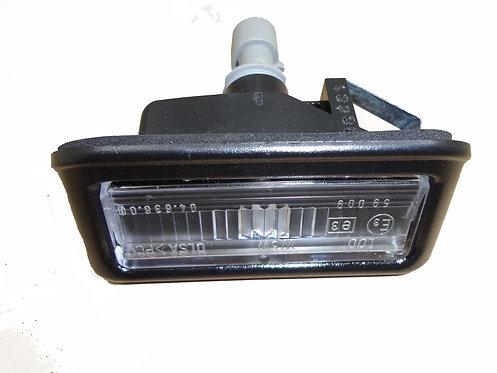 Lanterna Da Placa Doblo - 46834518