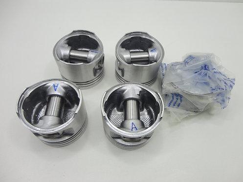 Pistao C/anel Classe A / Palio 1.5 Mpi Gasolina
