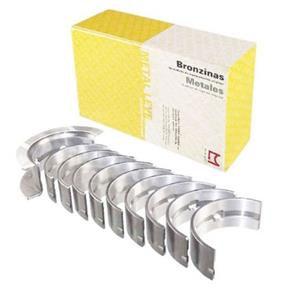 Bronzina Fixo 025 Jg C/ Flange 026 Uno Palio Doblo 1.0
