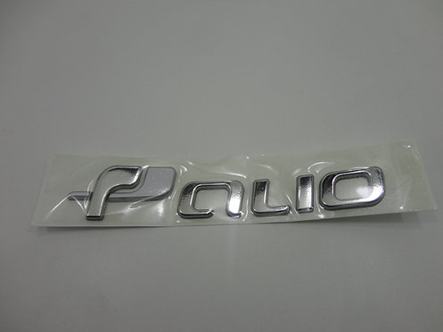 Emblema Palio ( Prata) / Novo Palio
