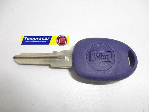 Chave Ignicao Palio C/ Transponder S/ Segredo