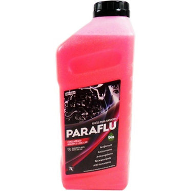 Aditivo Fluído Do Radiador Diluido Rosa Paraflu 1l