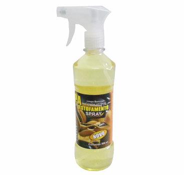 Aditivo Para Limpar Estofamento Spray Mil Milhas 500 Ml