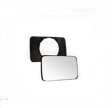 Espelho Retrovisor Esquerdo Pequeno Fiat Uno 1985-1990