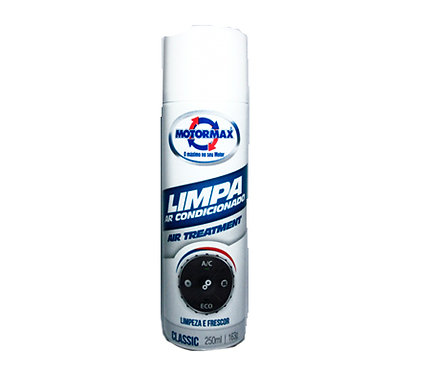 Aditivo De Limpar Ar Condicionado Motormax Air Treatment