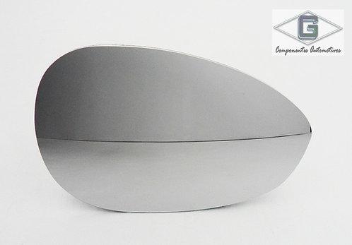 Espelho Retrovisor Esquerdo Com Base Fiat Punto 2008-2012