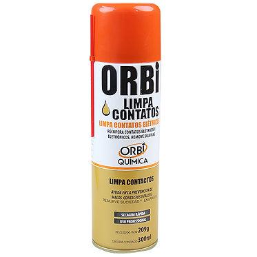 Aditivo Limpa Contato Orbi Spray 300 Ml