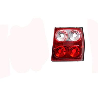 Lanterna Traseira Ld Rubi Esportivo - Fiat Uno 1985../ 2004