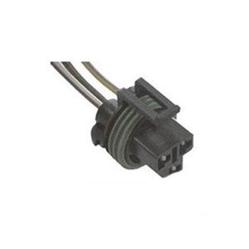 Conector Elétrico 03 Vias Sensor Temperatura - Gm - Tc-1064
