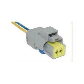 Conector 02 Vias Sensor Temperatura Uno Palio Fire 8/16v