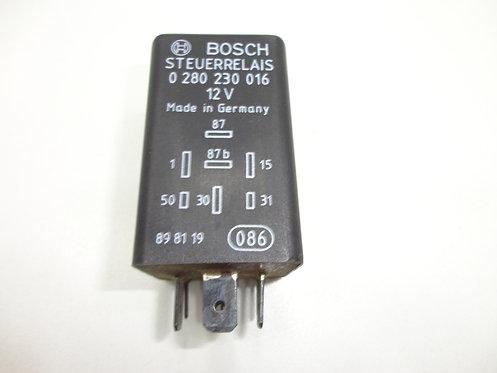 Rele 7 Terminais / Bomba Combustivel Uno 1.6r Mpi