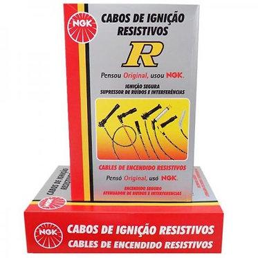 Cabo de Vela 1 Bobina Fiat Uno Palio Siena Strada Fire Flex 1.3 1.4 8v
