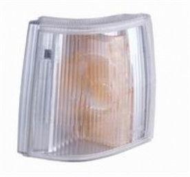 Lanterna Dianteira Ld Cristal M. Arteb Uno 1991../ 92 93 94