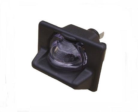 Lanterna Da Luz De Placa Fiat Uno 1985 Até 2003