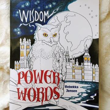Powerwords Mindful Coloring Book
