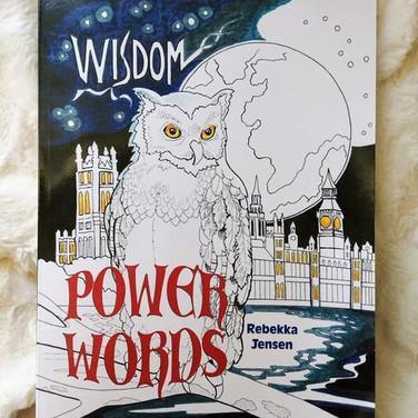 Powerwords Coloring Book