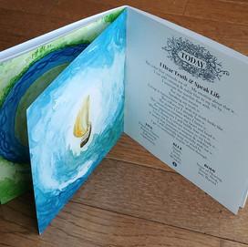 Seven - Inside sample page