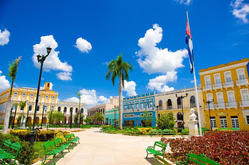 Reizen naar Cuba, Sancti Spíritus