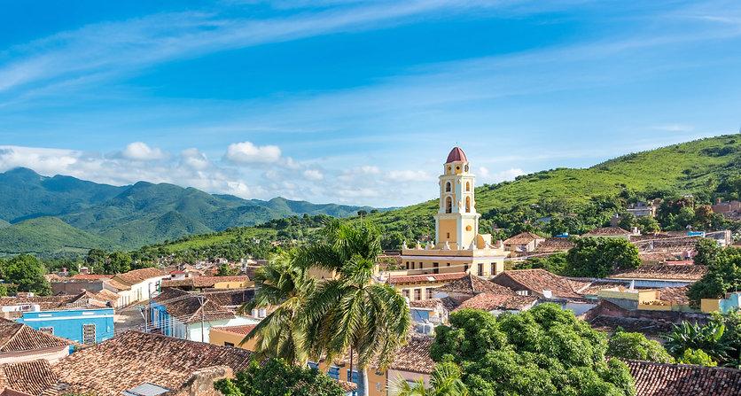 Reizen naar Cuba, Trinidad