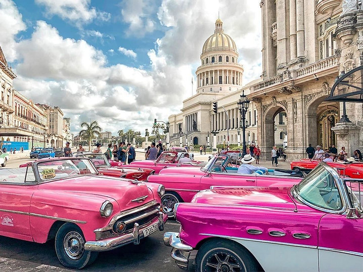 Reizen naar Cuba, Havana