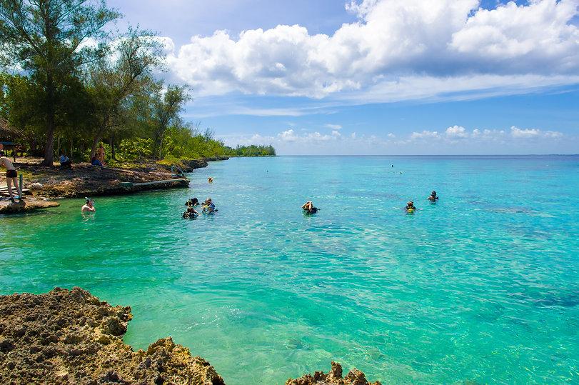 Reizen naar Cuba, Playa Giron