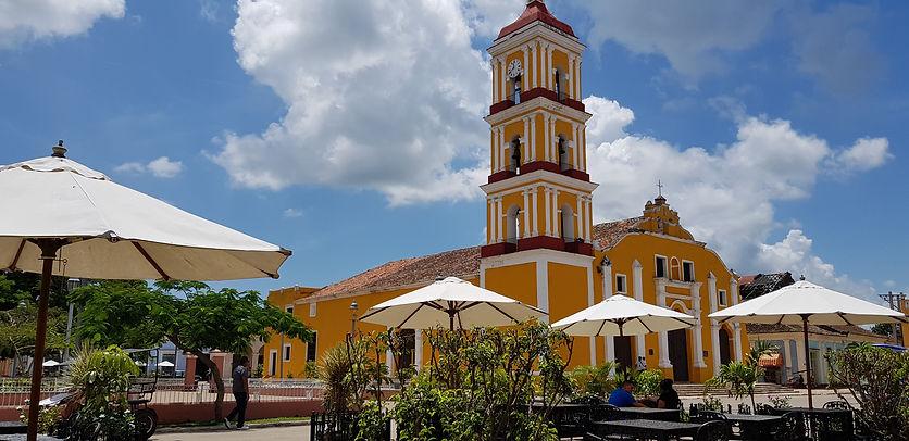 Reizen naar Cuba, Remedios