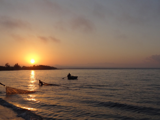 Playa Larga, Cuba