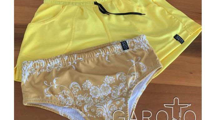 Combo Yellow | Sport | Garoto