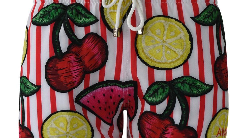 Traje de Baño Cherry Lemon | Sports | AMS