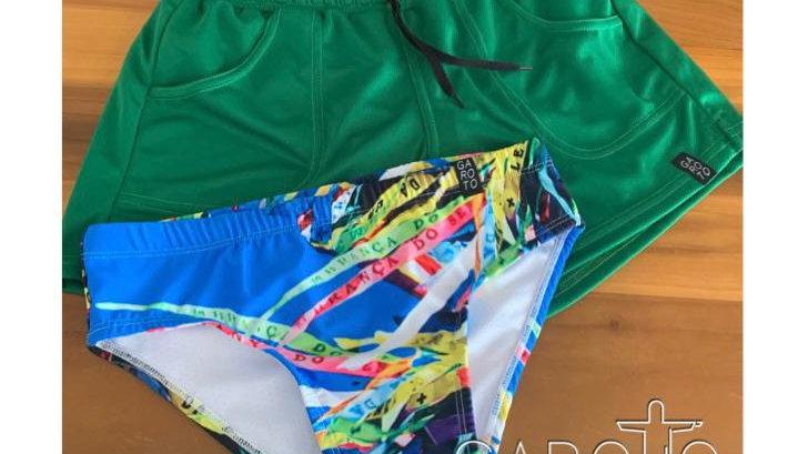 Combo Green Paint | Sport | Garoto