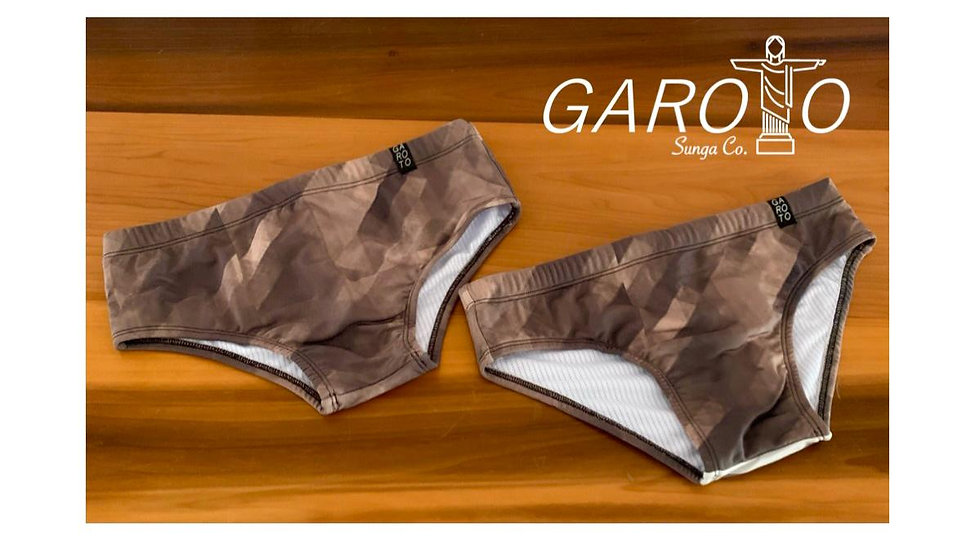 Bañador Brown Vintage | Garoto | Swim