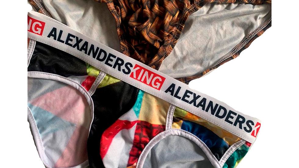Pack 2 Briefs Alexanders King + Torzo   Brief