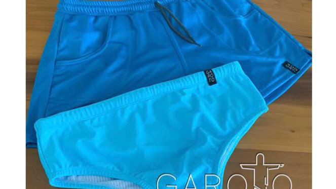 Combo Blue | Sport | Garoto