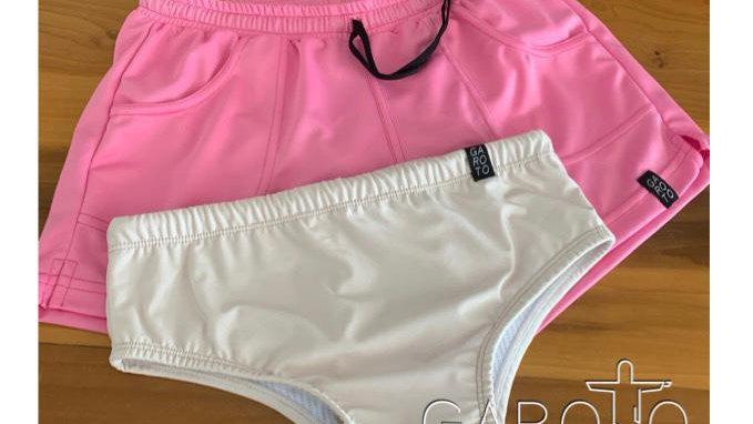 Combo Pink Nude | Sport | Garoto