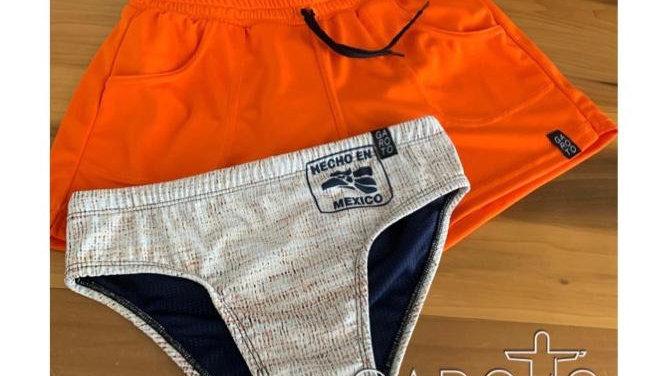 Combo Orange Neon | Sport | Garoto