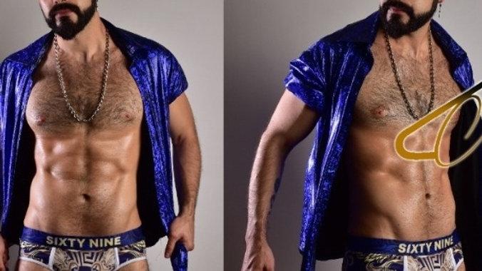 Brief Vaquero Blue | Brief | Sixty Nine