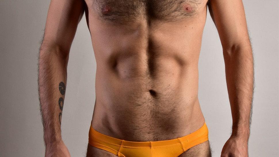 Brief Orange Neon | Brief | Sixty Nine