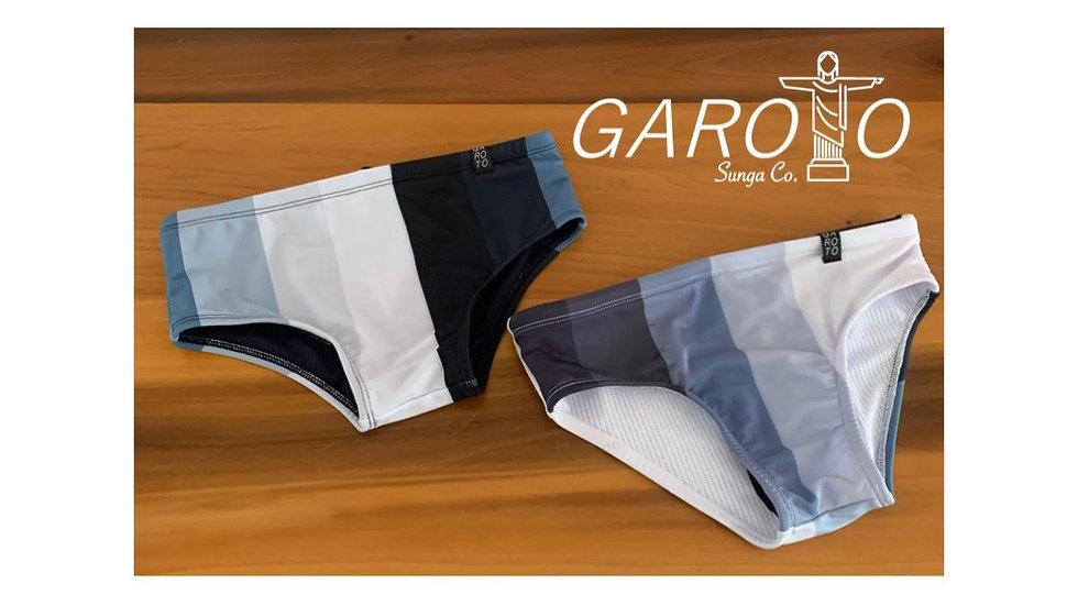 Bañador Black & White   Garoto   Swim