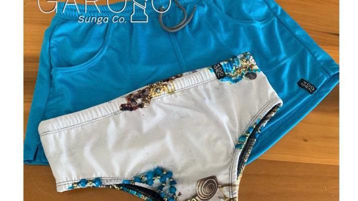 Combo Blue Beach | Sport | Garoto