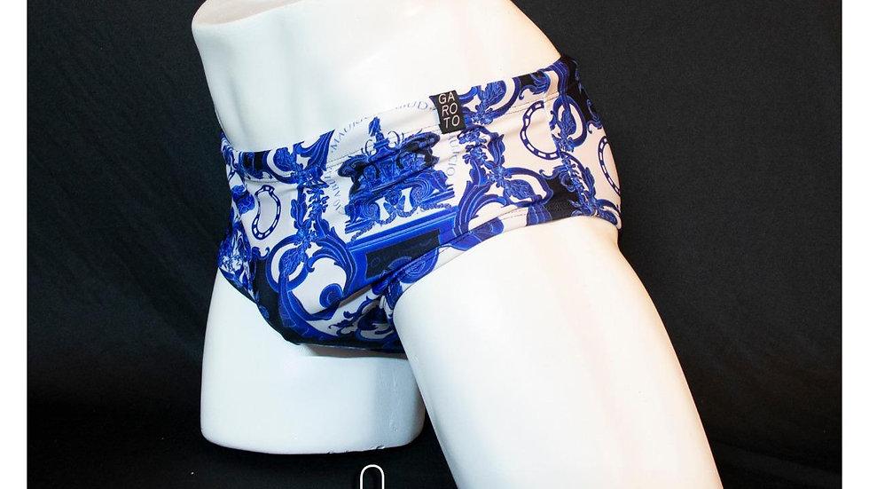 Swim Azulejo Blue | Traje de Baño | Garoto