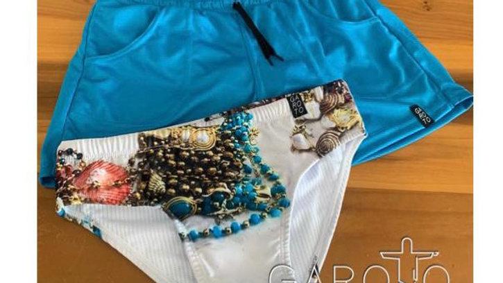 Combo Beach Blue | Sport | Garoto