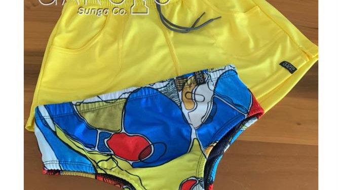 Combo Yellow Paint | Sport | Garoto