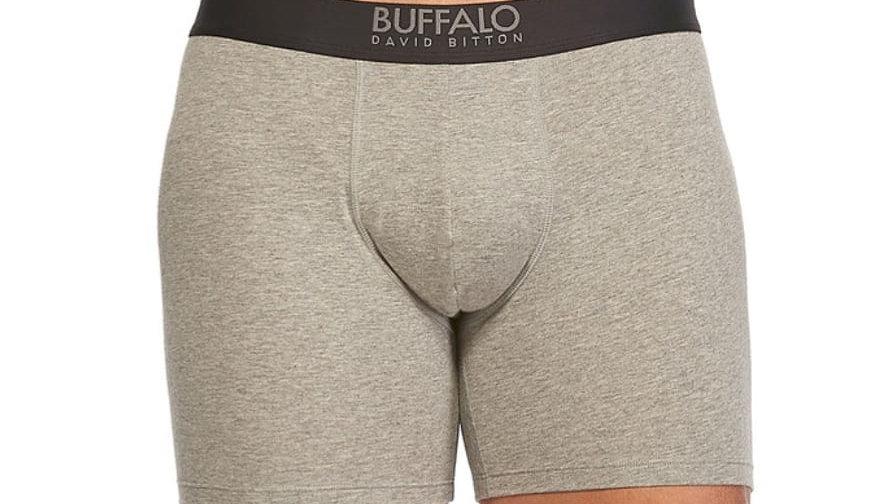 Boxer Gray | Buffalo | Boxer
