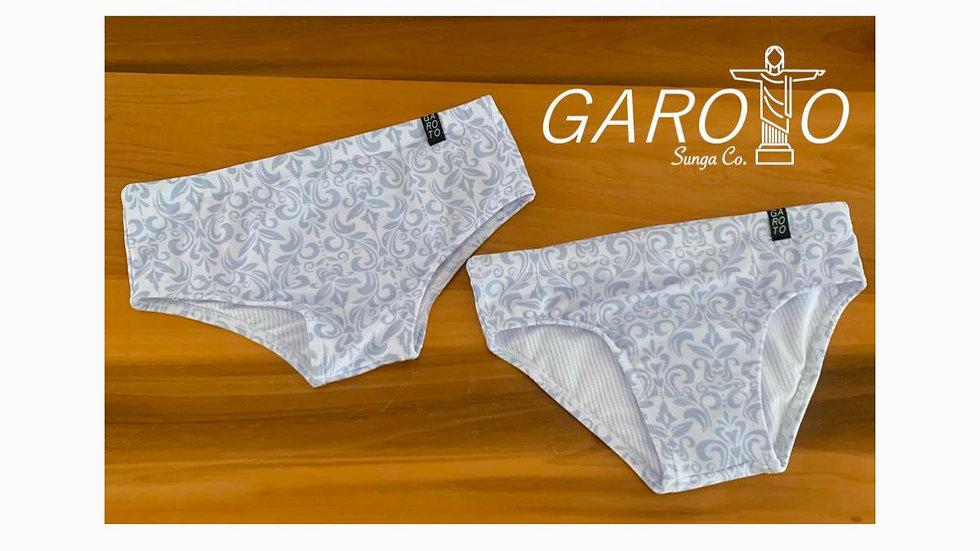 Bañador Gray Vintage | Garoto | Swim