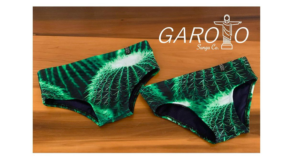 Bañador Green Lux | Garoto | Swim