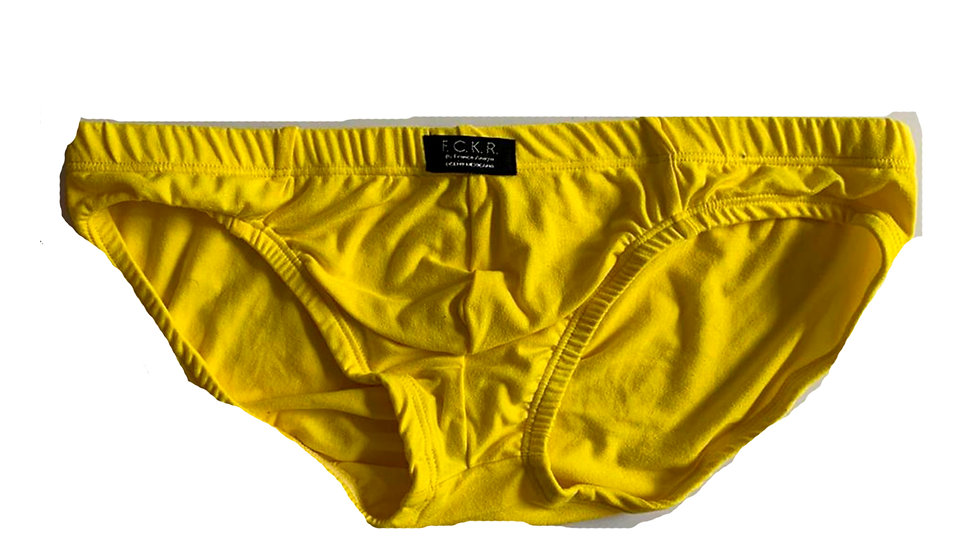 FCKR YELLOW | Brief | FCKR