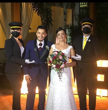 Aline & Felipe